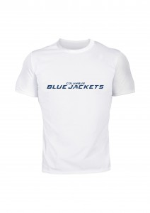 Футболка ХК COLUMBUS BLUE JACKETS