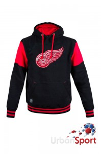 Толстовка NHL Detroit Red Wings A&C