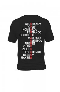 Футболка Spartak Moscow