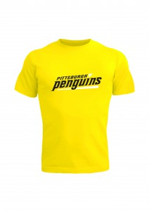 Футболка ХК PITTSBURGH PENGUINS