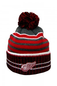 Шапка ХК DETROIT RED WINGS