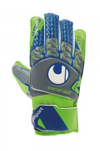 Вр. перчатки UHLSPORT TENSIONGREEN STARTER SOFT