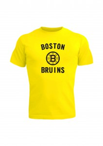 Футболка ХК BOSTON BRUINS