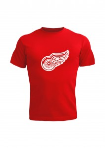 Футболка ХК DETROIT RED WINGS