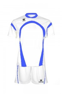 Форма игровая KELME MEGA SET white-royal