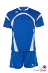 Форма игровая KELME MEGA SET blue-white