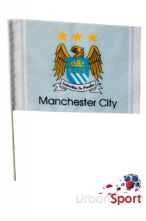 Флаг манчестера сити